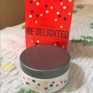 """Marykay """"Be Delighted"""" body mousse"""